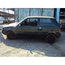 Motor Parcial Fiat Uno Elx 1.0 Ano 95