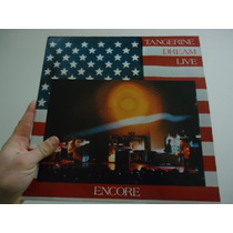 Lp - Tangerine Dream - Encore - Duplo Made In England