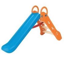 Escorregador Infantil Playground C/ Pulverizador De Água