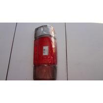 Lente Lanterna Traseira D20 A20 C20 85 À 96 Fume Acrilica