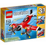 Lego 31047 Creator Avião A Hélice Helicoptero Nave