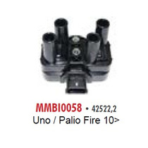 Bobina Ignição Magneti Marelli Fiat Uno Palio 0058