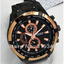 Relógio Barato Curren Luxo A Pronta Entrega