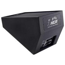 Caixa Nca Monitor Ativo M12a 100w Rms Bi-amplificado Frete G
