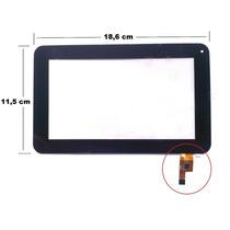 Tela Touch Tablet Multilaser Diamond Lite Nb042 7 Polegadas