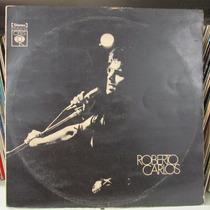 Lp Roberto Carlos 1974 Despedida Ótimo Estado