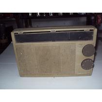 Radio Philips Companheiro Para Restauro Ou Peças Confira