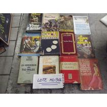 Lote Com 48 Livros Literatura Internacional Romances Oferta