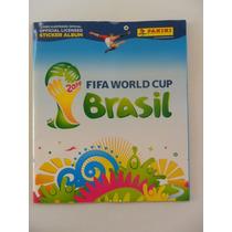 Album Copa Do Mundo 2014! Vazio! Novo! R$ 15,00 Cada!