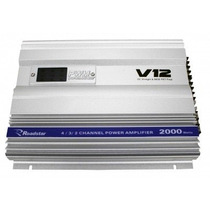 Módulo Amplificador Roadstar Rs-v12 2000watts