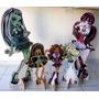 5 Display De Chão Monster High Totem Painel Cenário