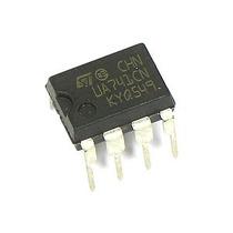 Amplificador Operacional Ua741 / Lm741 Pacote Com 10pc