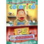 Dvd Cocorico - Pe Na Cozinha + Clipes Musicais