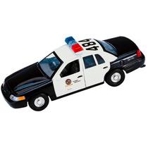 Miniatura Ford Crown Victoria 1999 Police Welly Lacrado