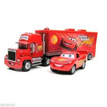 Carros - Mcqueen E Caminhão Mack Truck