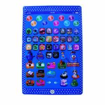 Mini Tablet Laptop Brinquedo Interativo Galinha Pintadinha