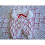 Saida Maternidade Manta+macacão C/camisa Tamanho R-n E P