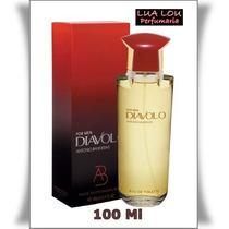 Perfume Diavolo Antonio Banderas Masculino 100 Ml - Lua Lou