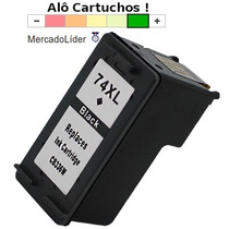 Cartucho Hp 74 Xl 74xl C4280 J5780 C4480 C5280 C5580 J6480