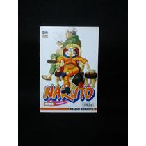Revista Naruto Vol 14 Masashi Kishimoto (revista Usada)