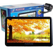 Gps Automotivo Foston Fs 3d717 717 Tela 7 Cam Ré Tv