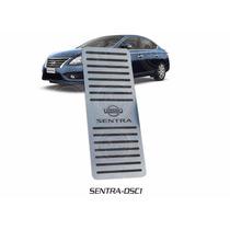 Descanso De Pé Personalizado Em Aço Inox Nissan Sentra