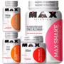Kit Emagrecimento Shake + Ca + Fire Whi + Quito Max Titanium