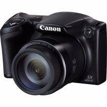 Câmera Canon Powershot Sx400 Is Super Zoom De 30x