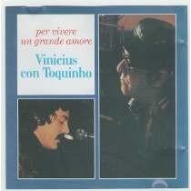 Cd Vinicius Con Toquinho - Per Vivere Un Grande Amore