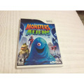 Monsters Vs Aliens (nintendo Wii, 2009)