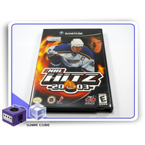 Gc Nhl Hitz 2003 Original Gamecube
