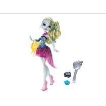 Monster High Lagoona Blue Dot Deat Gorgeous - Mattel