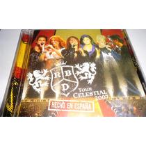 Cd Rbd Tour Celestial 2007 Hecho En España - Importado