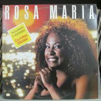 Lp Rosa Maria Hits Varios Sucessos Exx Estado