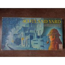 Antigo Jogo Scotland Yard Completo