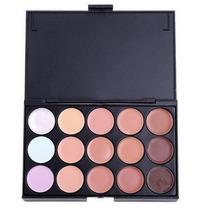 Maquiagem - Paleta Base E Corretivo 15 Cores