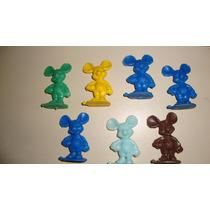 Miniaturas Bonecos Topo Gigio