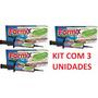 Veneno Mata Formigas - Gel - Formix - Kit Com 3 Unidades