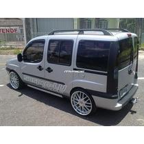 Spoiler Lateral Fiat Doblo El Elx