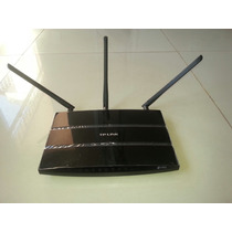 Roteador Tp-link 750n Dual 2,4ghz E 5,8ghz Wdr4300 Wifi