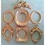Diversos Kits De Espelhos Com Molduras Em Resina Provençal