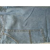 Calça Bridge - Jeans Cargo Fem. Cintura Alta 100% Algodão