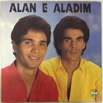 Lp Alan E Aladim 1987 - Liguei Pra Dizer Que Te Amo.