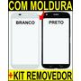 Tela Vidro Moto X Xt1058 Xt1060 + Kit Remoção De Cola Uv