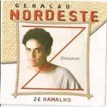 Cd - Zé Ramalho: De Gosto, De Água E De Amigos 1985