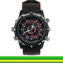 Relógio Espião De Pulso Espiã Prova D