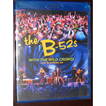 Blu Ray The B-52s With The Wild Crowd! Live In Athens Ga