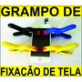 Grampo Fixação Tela Vidro Galaxy S3 Galaxy S4 Com Cola Uv