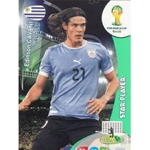 ***cards Adrenalyn Panini **** Cavani Star Player***
