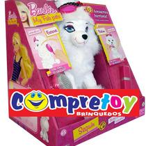 My Fab Pets Sequin Pelúcia Interativa Barbie - Intek
